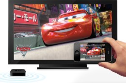 Apple TV and AirPlay for iPhone 4S and iOS 5