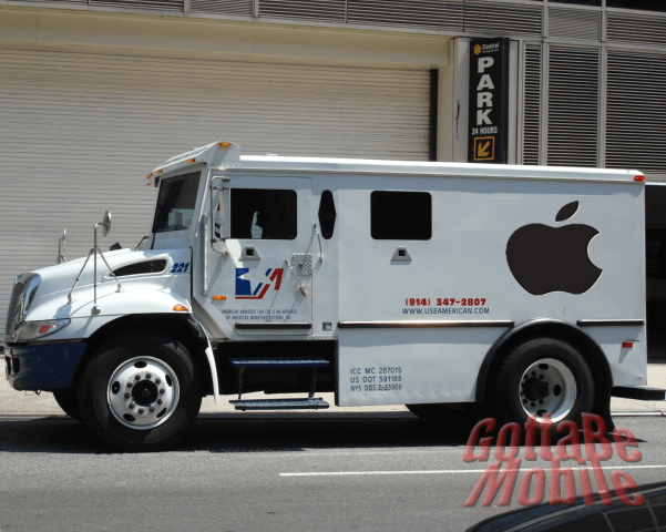 Apple Armored Car