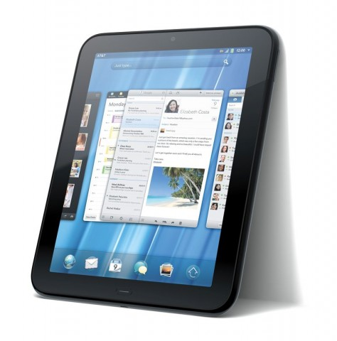 HP TouchPad 4G