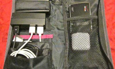 AViiQ Portable Charging Station Inside