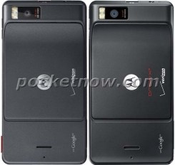 Droid X2 and Droid X