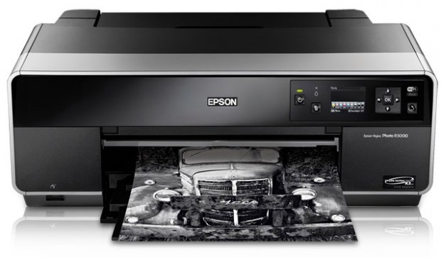 Epson Stylus R3000 Wide Format Photo Printer
