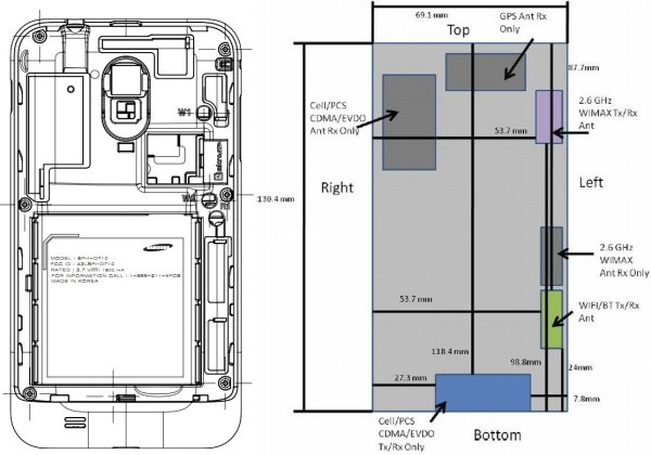 Galaxy S II FCC
