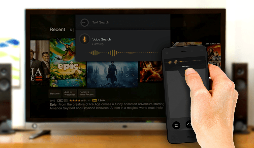 How to Use Your Phone as a Fire TV Stick Remote with the