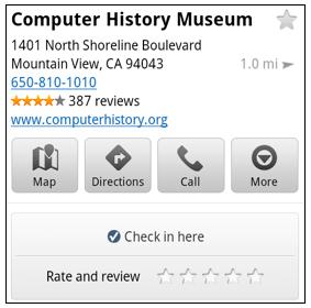 Google Maps 5.5