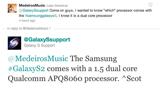 Galaxy S II for T-Mobile