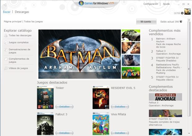 Games for Windows Live was the last time Microsoft made a serious attempt at the PC gaming service market.