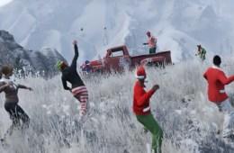 grand theft auto 5 festive surprise