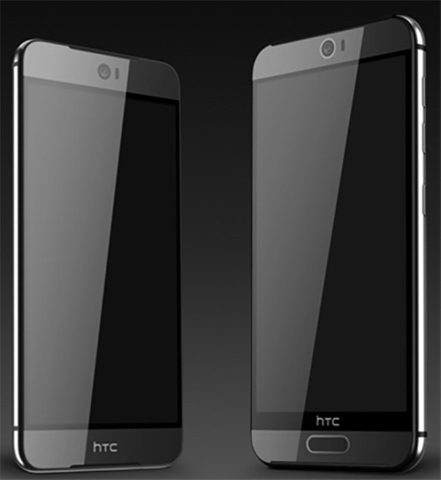 HTC Renders that could resemble the HTC One M10