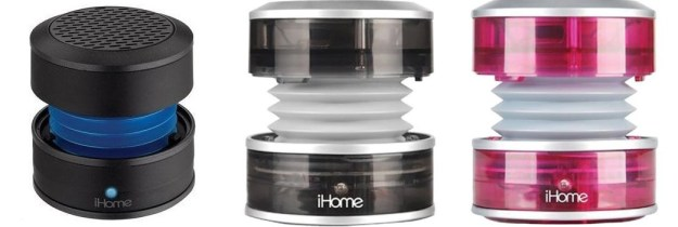 iHome iHM60 speakers