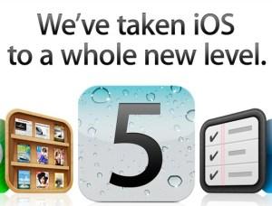 iOS 5 new level