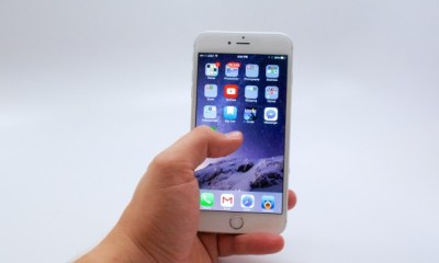 Overall the iOS 8.1.1 update on the iPhone 6 Plus runs smoothly.