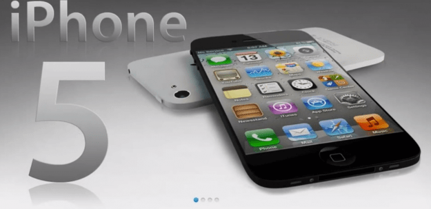 Will the iPhone 5 get a new look?