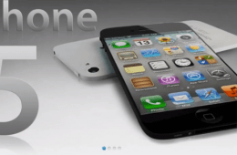 iPhone 5 leak