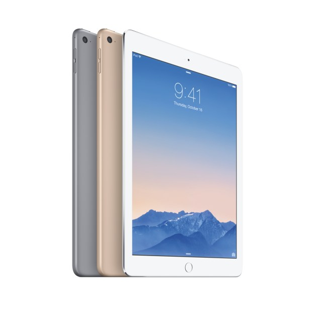 Here's the bottom line on iPad Air 2 color options.
