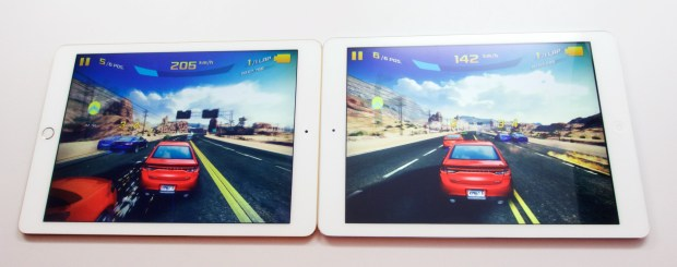 The iPad Air 2 performance is better than the iPad Air.
