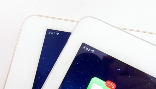 The iPad Air 2 and iPad Air both support WiFi with LTE options, but there is new tech on the iPad Air 2.