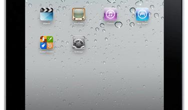 iPad in classroom