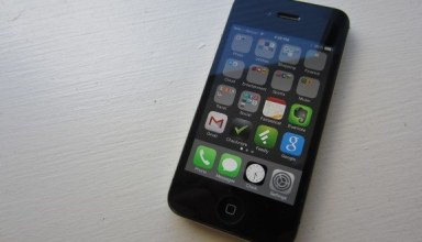 iPhone 4s on iOS 8