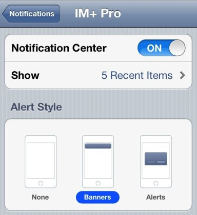 iPhone 4S Better Battery Life - Notifications