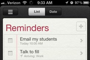 iPhone 4S Better Battery Life - Location reminders