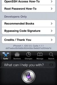 iPhone 4S Jailbreak