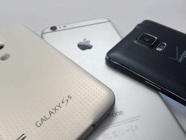 We may also see a Galaxy S6 Edge with a curved screen.