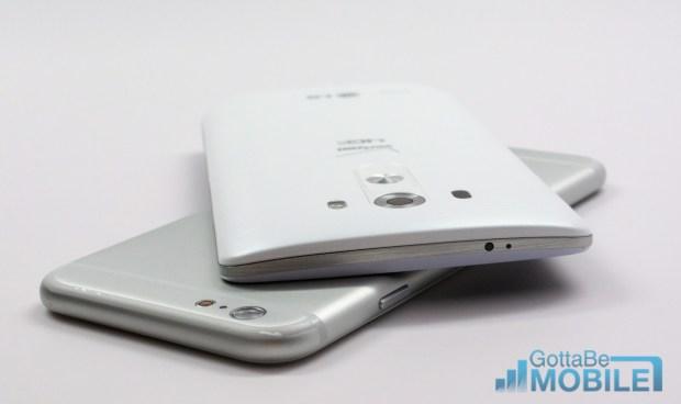 iPhone 6s features - IR Port