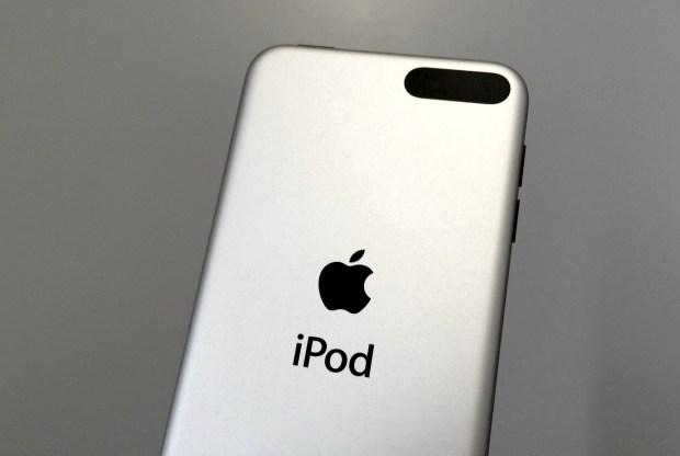 iPod touch 6th gen - way toolong