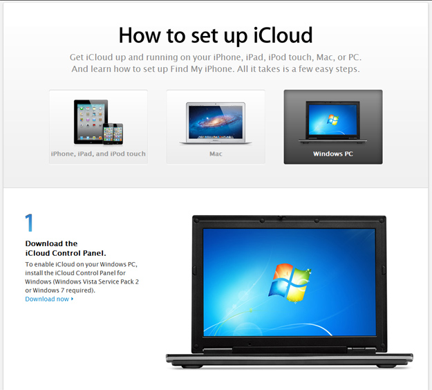 How To Get iCloud's Photo Stream Working On A PC
