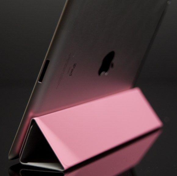 iPad 2 Review - Smart Cover Landscape