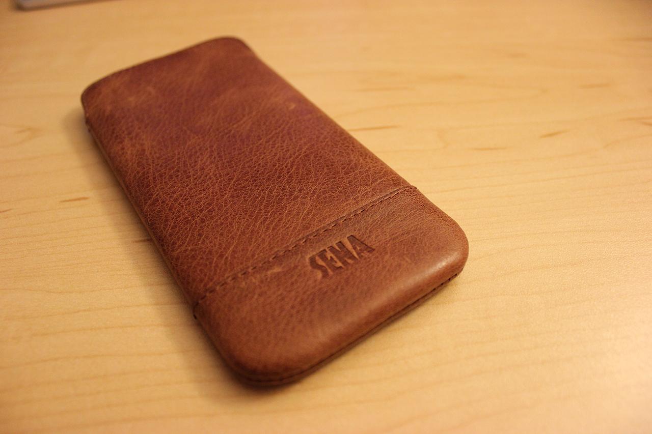 on sale d7219 8fdf9 Sena Heritage UltraSlim iPhone 6 Case Review