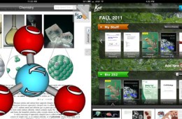 Kno App for iPad 3D Models