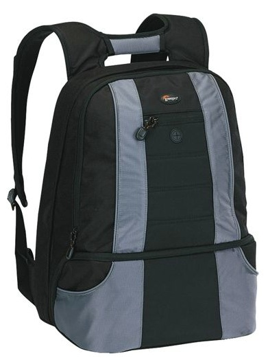 Lowepro CompuDaypack Laptop and Camera Backpack