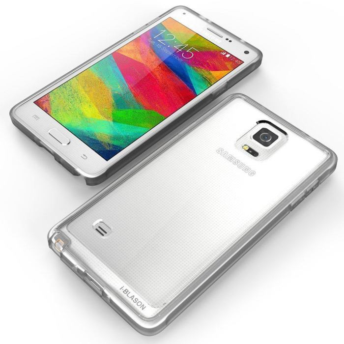 Minimal Galaxy Note 4 Case