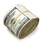 roll of bills