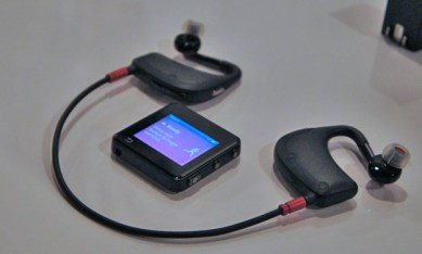 motoactv with Bluetooth headset