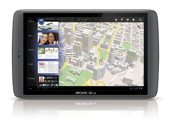 Archos G9 101 Tablet