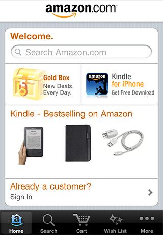 Amazon Mobile App