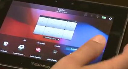 BlackBerry PlayBook
