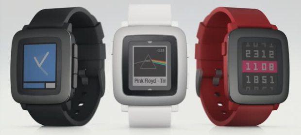 pebble time colors