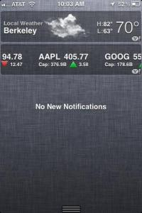 iOS 5 for iPhone 3GS