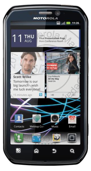 Motorola Photon 4G
