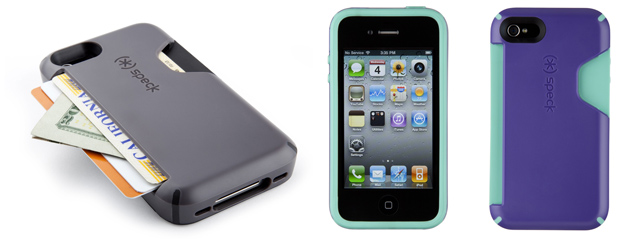 Speck CandyShell Card Case iPhone 4S