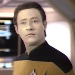 Star Trek Commander Data