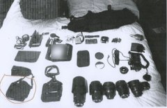 stolen camera recovered with serial number