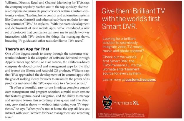TiVo App