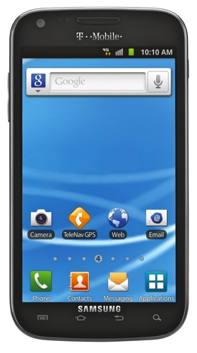 T-Mobile Galaxy S II