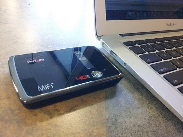 Verizon MiFi 4G LTE Novatel 4510L