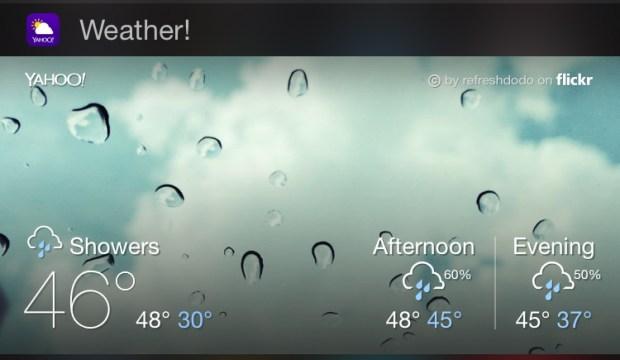 yahoo-weather-widget